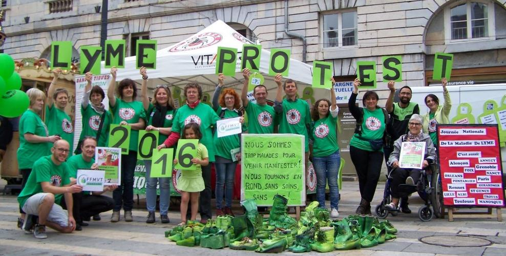 Worldwide Lyme PROTEST 2016