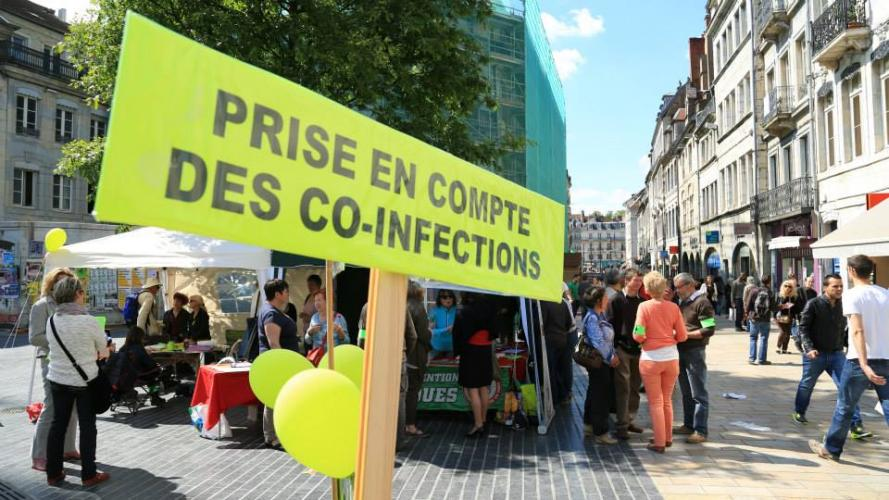 Worldwide Lyme Protest 2014